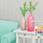 Ship in a bottle vases sims 4 cc