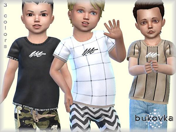 Shirts For Boys sims 4 cc