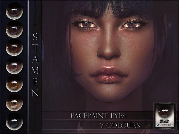 Stamen Eyes sims 4 cc