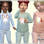 Sweater Pastel sims 4 cc