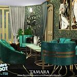 Tamara room sims 4 cc