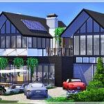 Tawip house sims 4 cc