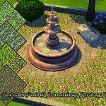 Terrain Paint Comming Spring sims 4 cc