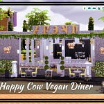 The Happy Cow sims 4 cc