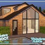 Thindows AddOn Part 2 sims 4 cc