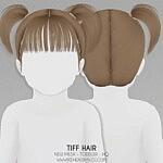 Tiff Hair sims 4 cc