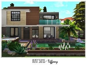 Tiffany House sims 4 cc
