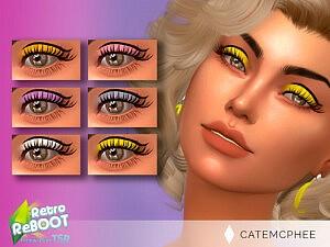 Twiggy Eyeshadow sims 4 cc