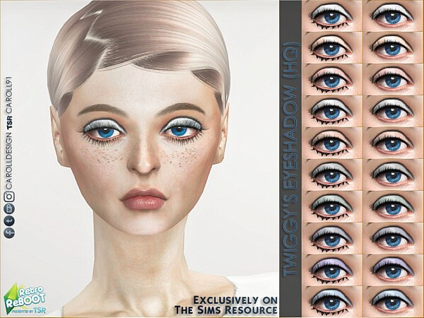 Twiggys Eyeshadow sims 4 cc