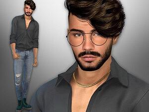 Valerio Mancini sims 4 ccc