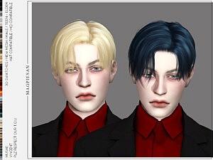 Vincent Hair sims 4 cc
