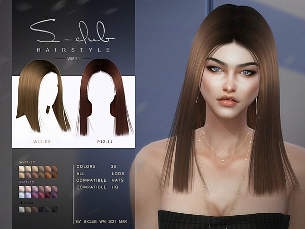 WM Hair 202111 by S Club from TSR