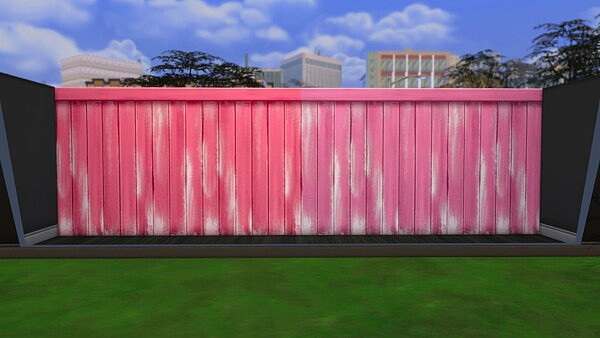Walk The Planks Pink sims 4 cc