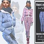 Womens ski pants sims 4 cc