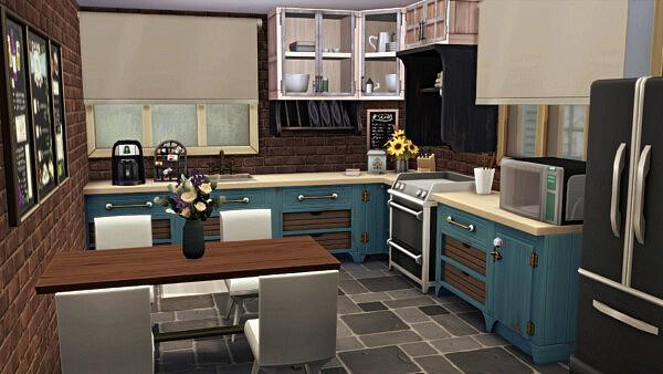 industrial kitchen sims 4 cc