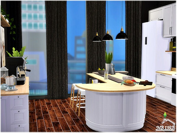 Eveline Kitchen by nobody1392 from TSR