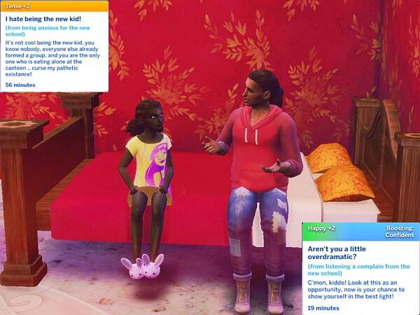 Mega Siblings by MiraiMayonaka from Mod The Sims