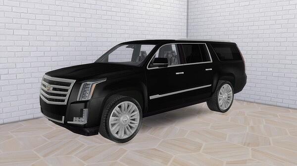 2018 Cadillac Escalade ESV from Modern Crafter
