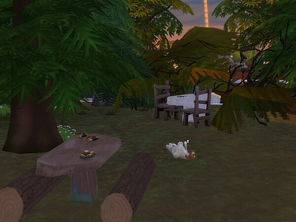 The Hideaway from KyriaTs Sims 4 World