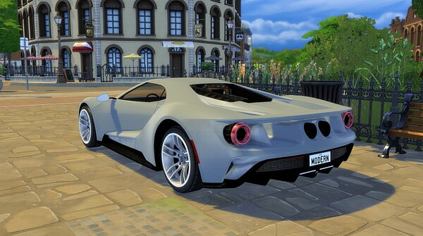 2017 Ford GT from Modern Crafter