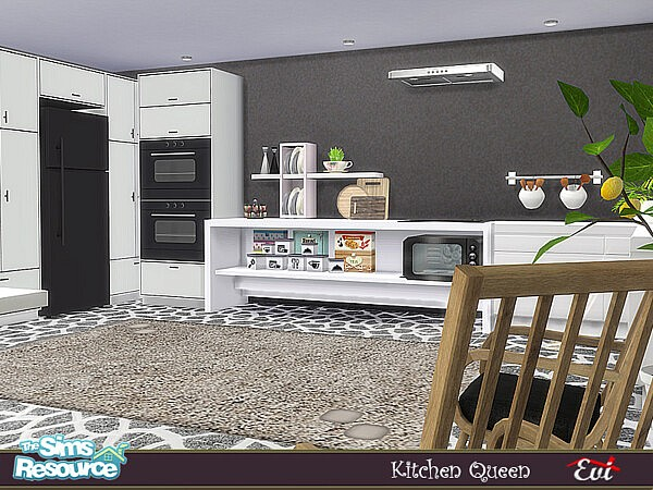 Kitchen Queen by evi from TSR