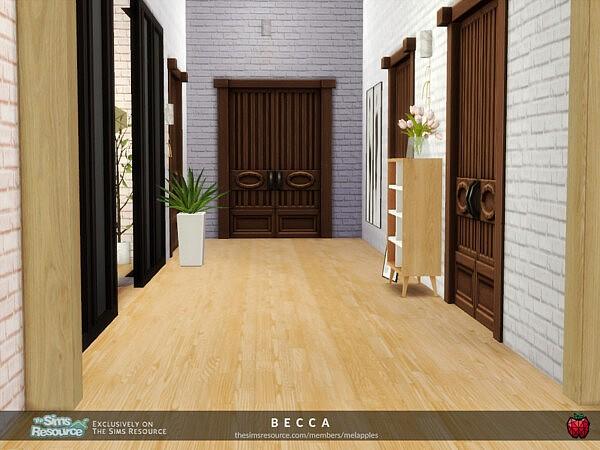 Becca hallway byy melapples from TSR
