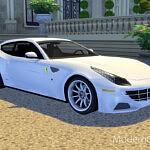 2012 Ferrari FF S sims 4 cc