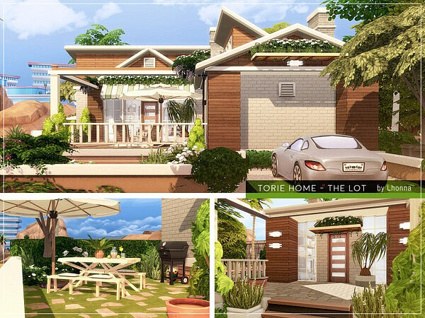 Torie Home The Lot by Lhonna from TSR