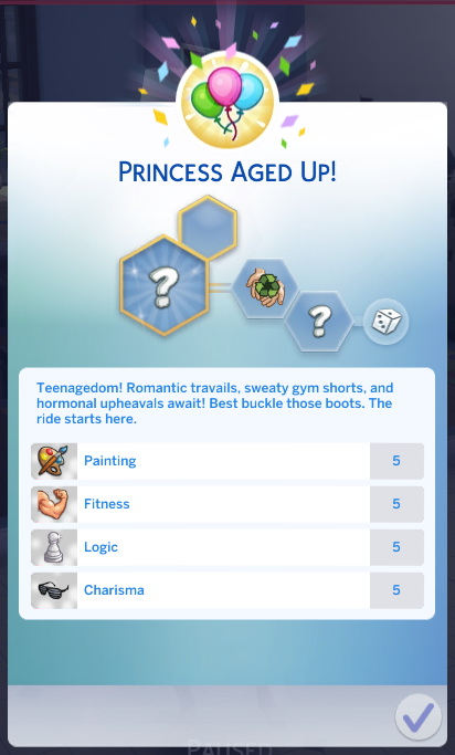 Kids Keep Skills by PBHiccup from Mod The Sims