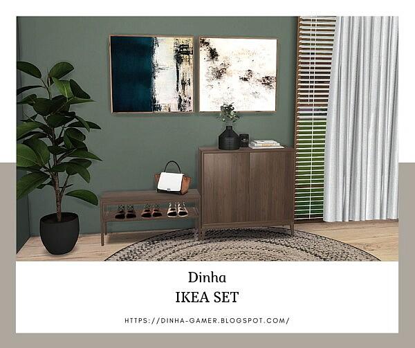 Ikea Set   Part 1 from Dinha Gamer