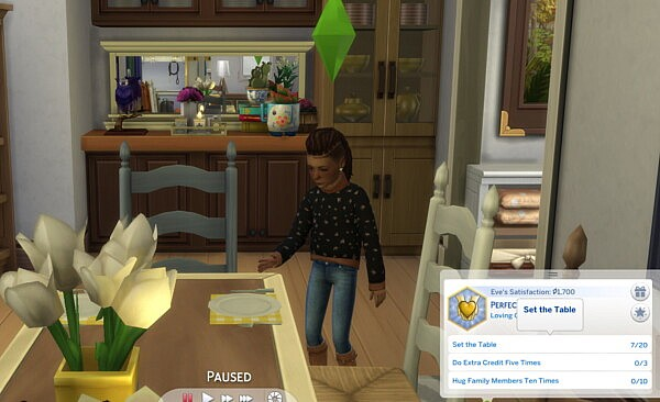 Child Aspirations Set by MissBee from Mod The Sims