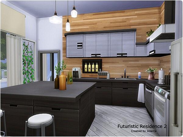 Futuristic Residence 2 by jolanta from TSR