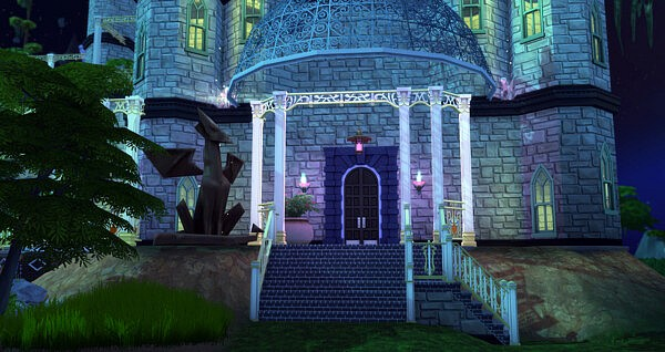 Magical Place by  Reverlautre from Luniversims
