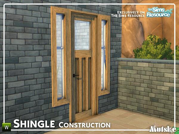 Shingle Construction Part 1 by mutske from TSR