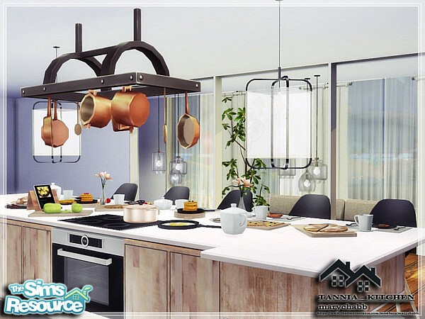 Tannia Kitchen by marychabb from TSR