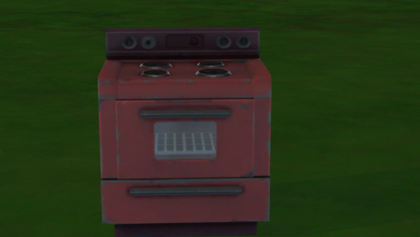 The Yum Cooker Recolors by chibievil from Mod The Sims