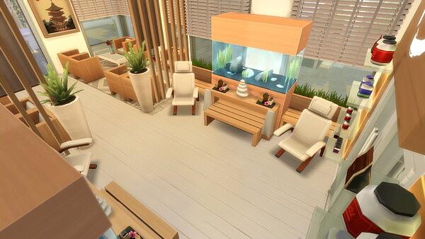 Plumbob Airport by bradybrad7 from Mod The Sims