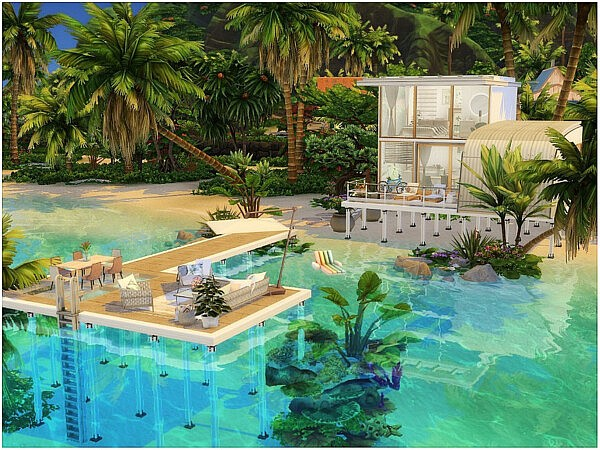 The View Villa by lotsbymanal from TSR