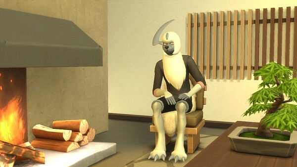 Play as Absol from Pokemon by Leljas from Mod The Sims