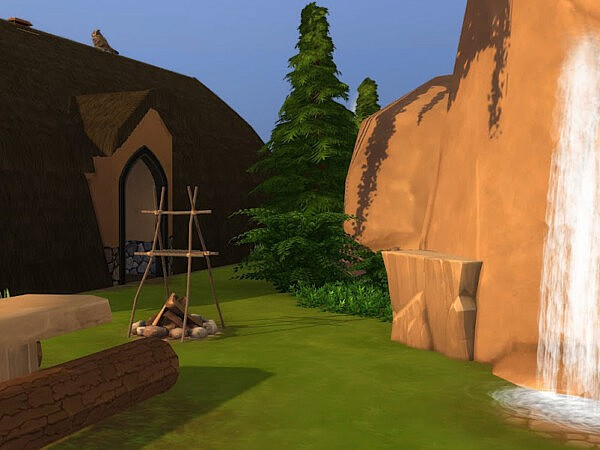 Oak View from KyriaTs Sims 4 World