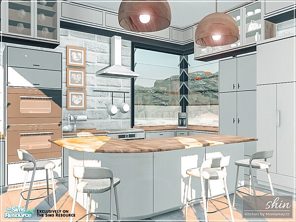 Shin Kitchen by Moniamay72 from TSR