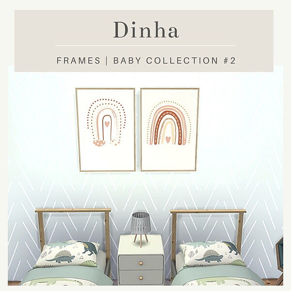 Baby Collection 2 from Dinha Gamer