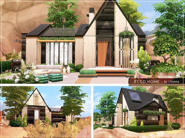 Ecco Home by Lhonna from TSR