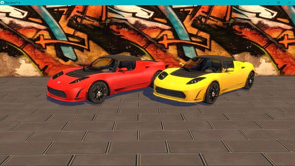 2011 Tesla Roadster 2.5 from Lory Sims