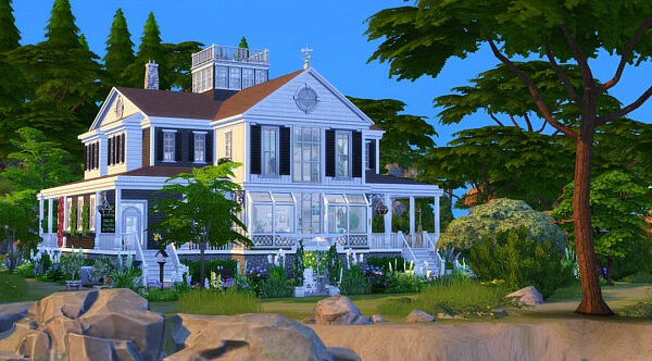 Winden Cove House CC free from Jenba Sims