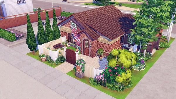 Tulipe House from Studio Sims Creation