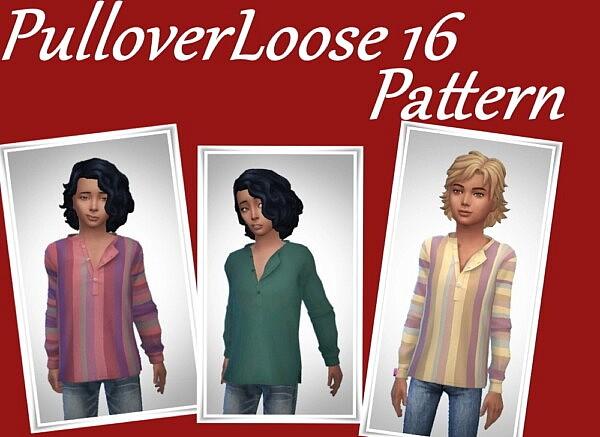 ShirtConversion for Child from Birkschessimsblog
