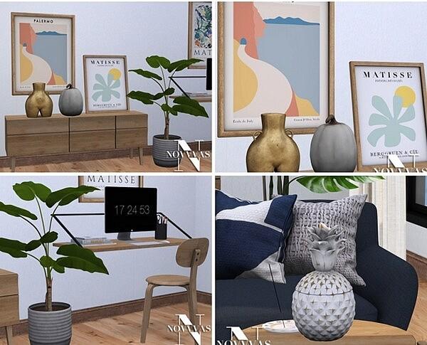 Madeira Livingroom from NOVVAS