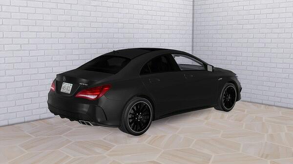 2015 Mercedes Benz CLA45 AMG from Modern Crafter