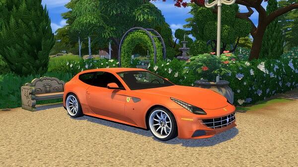 2012 Ferrari FF S from Modern Crafter